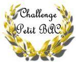 Challenge Petit Bac 2011 *terminé*
