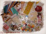 Un blog candy chez UN AMOUR DE SCRAP