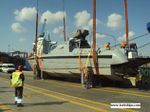 First Turkish Interceptor Delivered To Egyptian Navy