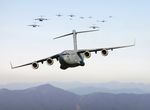 Boeing Delivers UAE Air Force and Air Defence's 1st C-17