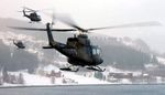 Bell delivers Sri Lankan helicopters