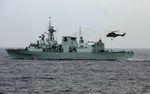 Upgrade Program Starts on HMCS Calgary
