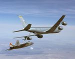 KC-135 readied for anti-missile system