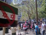 Hundreds Turn Out in Support of Assad, Hezbollah at Australia Rally (VIDEO)