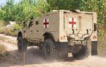 Oshkosh Defense to Showcase M-ATV Tactical Ambulance at the AUSA`s Army Medical Exposition