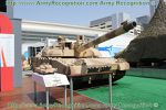 Nexter AZUR® protection kit for the United Arab Emirates army main battle tank Leclerc.