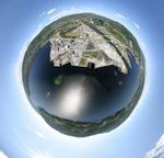 insolite: la terre vue sous un autre angle