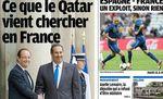 marché de dupe : Le Qatar finance les banlieues françaises (50M), la France finance (105M) la banlieue palestinienne