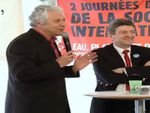 Intervention de Mélenchon au forum alternatif de l'eau
