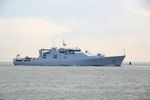 """Sea Acceptance Trials of the Second Holland Class Patrol Vessel """"Zeeland"""" for the Royal Netherlands Navy"""