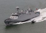 Transfer and Commissioning of the First Frigate for the Royal Moroccan Navy