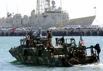 US Deploys Swedish Combat Boats to Bahrain