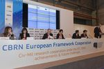 European Framework Cooperation: First Achievements for CBRN