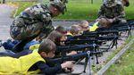 [Moselle] Des enfants manipulent des fusils d'assaut à l'école