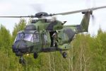 Finnish NH90s take part in historic operation