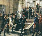 16 octobre: anniversaire de l'assasinat de Marie Antoinette Reine de France