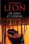 Se sang et d'ébène - Donna LEON