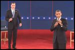 Romney by Points, Obama Still Underpresent, Candy Crawly Not the Greatest Hall Monitor