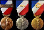 Médaille de la sécurité intérieure : promotion de février 2015
