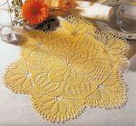 Napperons en tricot