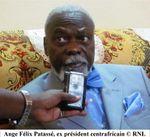 démenti de Patassé à la Radio ndekeluka