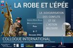 "Colloque international "" La robe et l'épée """