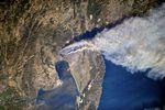 Madère, Portugal, Marseille et Vitrolles : les incendies en Europe observés par les satellites