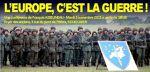 L'EUROPE, C'EST LA GUERRE ! Conférence de François Asselineau (vidéo)
