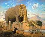 La nuit du barrissement de l'éléphant mystérieux