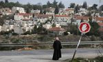 """The Guardian.com (UK) : """"Abandoning two-state solution is 'no joke', Palestinian officials say """" by Peter Beaumont"""
