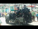La Habana bajo los 'Boinas Negras': 'Infunden pánico, no seguridad'