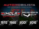 Automobilista - Version 1.15 et DLC Imola