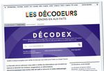 Médias: Le Monde ressuscite l'Index (Who will fact-check the fact-checkers ?)