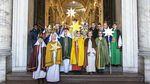 Quatre Chanteurs à l'étoile à Rome