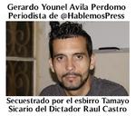 Cuba: Nota aclaratoria sobre detención del foto reportero de Hablemos Press