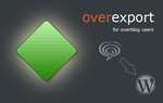 Exporter un overblog to wordpress (migration, importer)