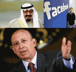 Le Roi Abdallah d'Arabie Saoudite veut acheter Facebook !