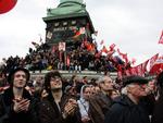 Mélenchon réussit sa «prise de la Bastille»