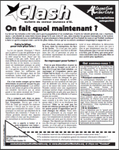 Clash Novembre 2010: On fait quoi maintenant?