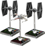 Des infos sur the Cinematic Space Combat of the X-Wing (TM) Miniatures Game