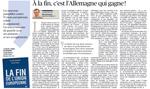 Chronique : Éric Zemmour sur les aveuglements du « souverainisme de gauche »