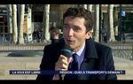 Julien Sanchez sur France 3
