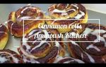 Vidéo recette Cinnamon Rolls