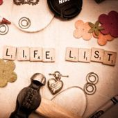 Lucy's life list