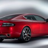 2016 Aston Martin Rapide S Luxury Car Review
