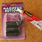 Mamie Jane's: Magnets, Magnets and More Magnets!