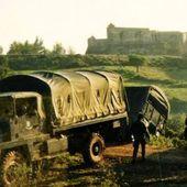 Camiões Berliet Tramagal GBC na Serra da Arrábida