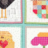 "Introducing Four New PDF Patterns in both 6"" and 12"" Block Sizes!"