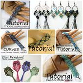 Knot Just Macrame by Sherri Stokey: The World's First KnotAlong: A Free Micro Macrame Tutorial