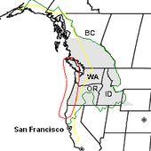 Des scientifiques américains annoncent qu'un méga séisme doit frapper la Côte Ouest très bientôt... - MOINS de BIENS PLUS de LIENS